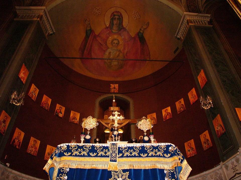 Ιερά Σύνοδος: Τηρήστε τα μέτρα στη λειτουργία του Δεκαπενταύγουστου
