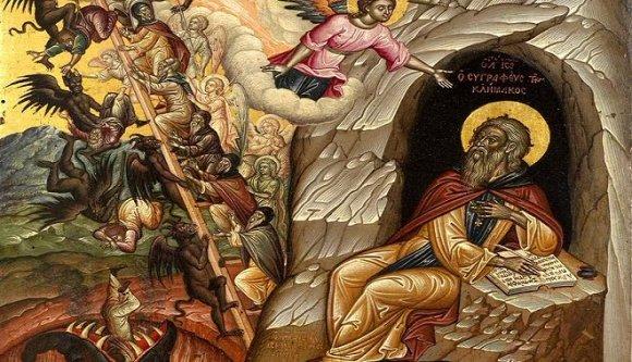 Ο Όσιος Ιωάννης της Κλίμακος φωτεινό παράδειγμα της ηγιασμένης ...